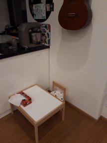 Malý stolek